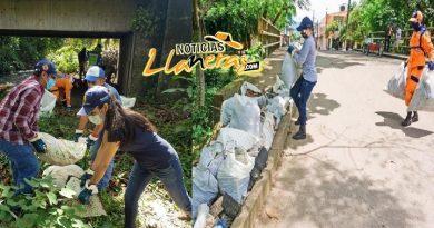 Alcaldía de Villavicencio realizó jornada de limpieza en Caños Negros